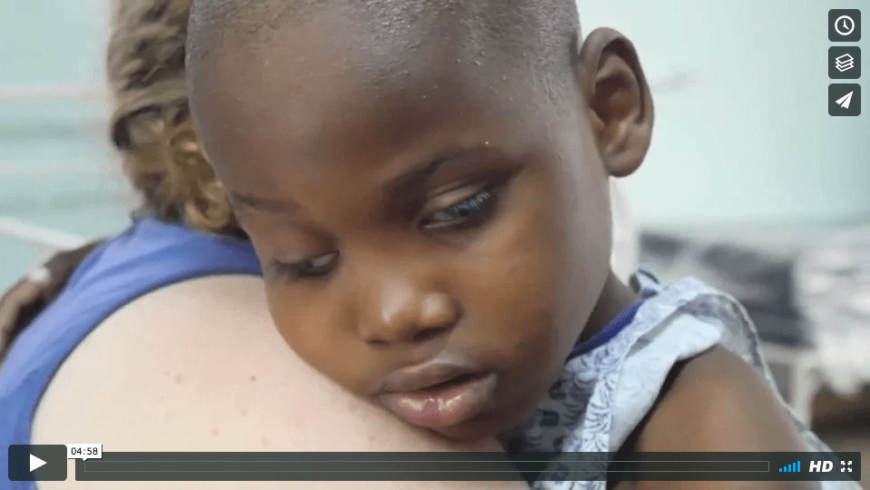 Video: UMW – International Child Care Haiti