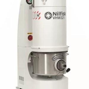Nilfisk VHW321 LC Z21 EXA İlaç, Gıda ve Kimyasal için vakum makinesi