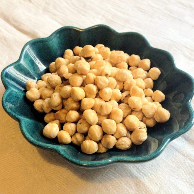Hasselnötskakor med honung & russin  (glutenfria, mjölkfria, utan vitt socker, paleo)