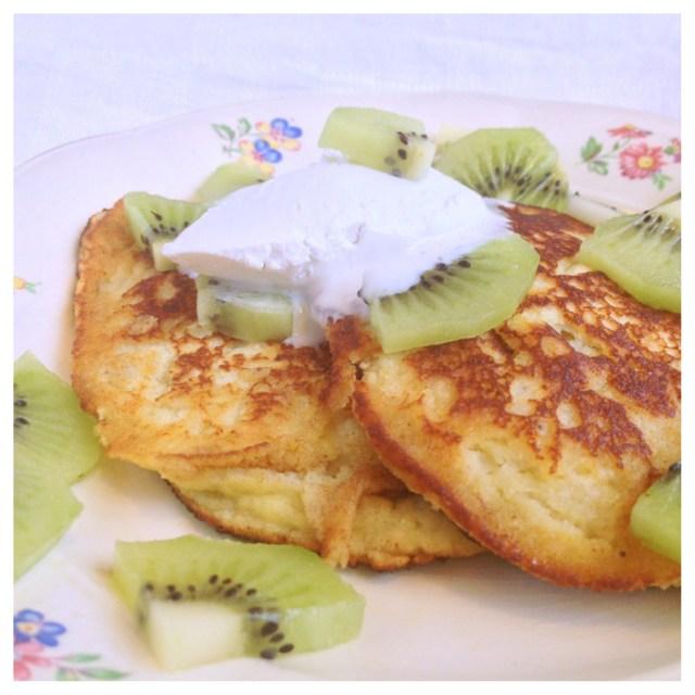 Bananpankaka (glutenfri, mjölkfri)