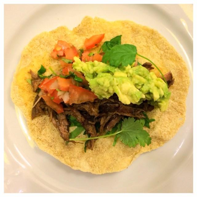 Naturligt glutenfri tortilla soft taco