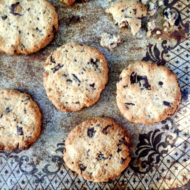 chocolate chip cookies gluten free