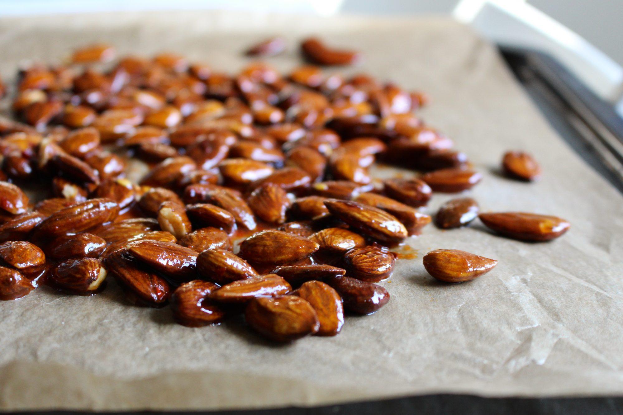 salta mandlar nyttigt
