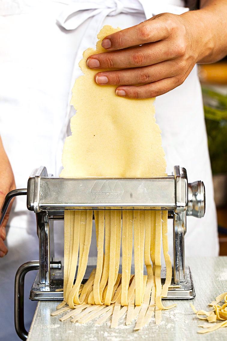 Recept glutenfri pastadeg