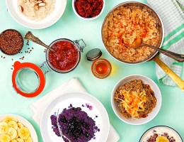 Glutenfri gröt - flera recept