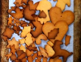 Naturligt glutenfria pepparkakor