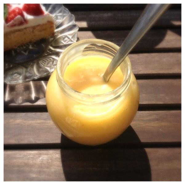 lemoncurd med honung
