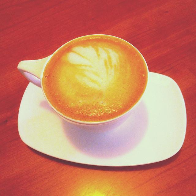 Trænge tider for kaffeuddelere.