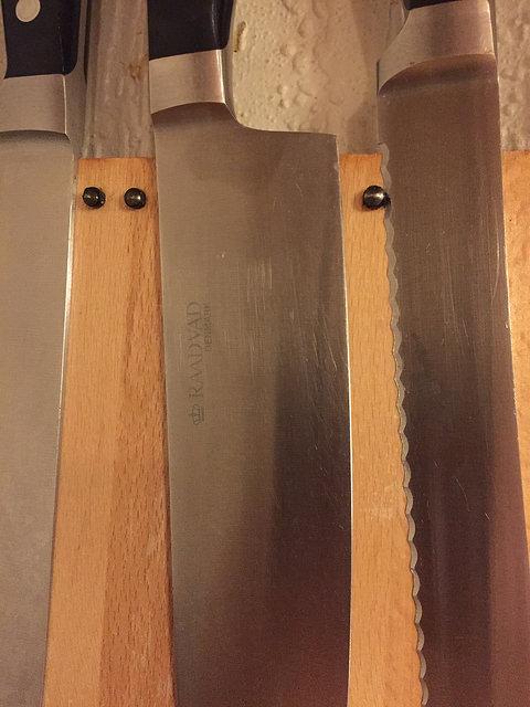 Kødkniven – og loven