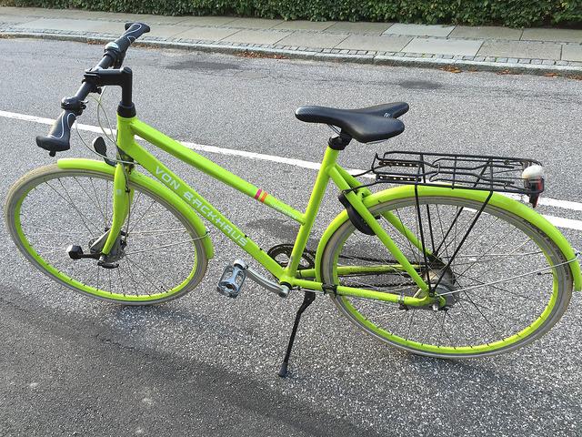 Cykeltur – og konditionsforfængelighed