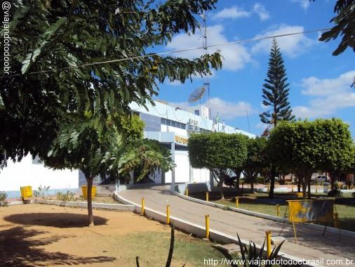 A Prefeitura de Betânia : polêmica da vez tem relação com seleção feita pela Prefeitura