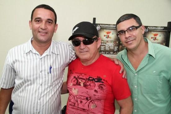 Amado Batista e Aldo Vidal - 01 de julho de 2013 - Expoagro