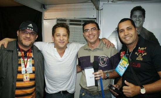 ComWellington Rocha, Leonardo e Evandro Lira - 01 de julho de 2010