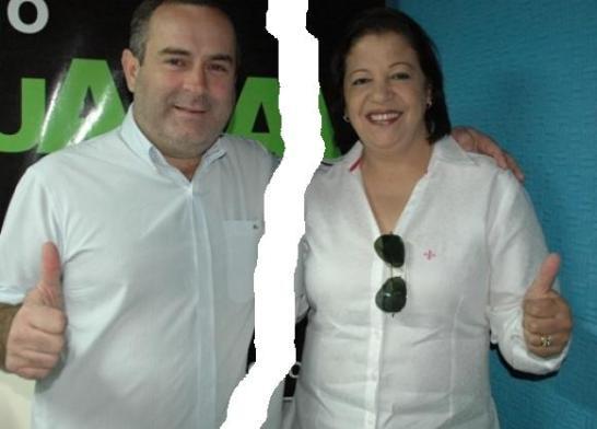 Racha consolidado: mais uma importante cidade sertaneja tem o desmembramento político entre ex-aliados. Eleição apartou Zeca e Madalena
