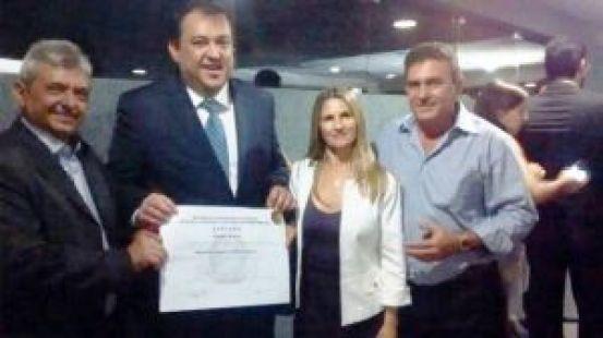 Em destaque o prefeito de Quixaba Zé Pretinho, Sebastião Oliveira e Soraya Murioca: foco nos dois últimos anos de mandato