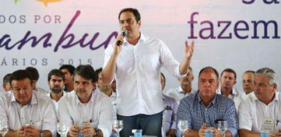 Governador intensificou agendas no interior durante o Todos por Pernambuco