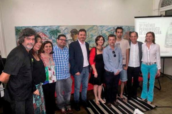 Vencedores de 2015 foram anunciados no Espaço Passárgada, casa onde o poeta Manuel Bandeira viveu parte da infância. Foto: Costa Neto/Secult-PE