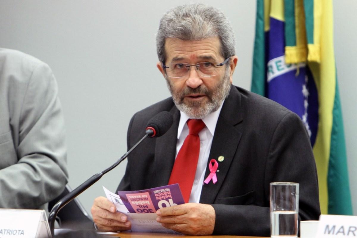 Gonzaga Patriota relembra inclusão da aposentadoria dos homens e ...
