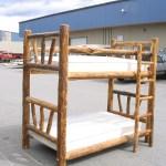 Log Beds Log Bunk Beds Cedar Log Beds Rustic Log Beds