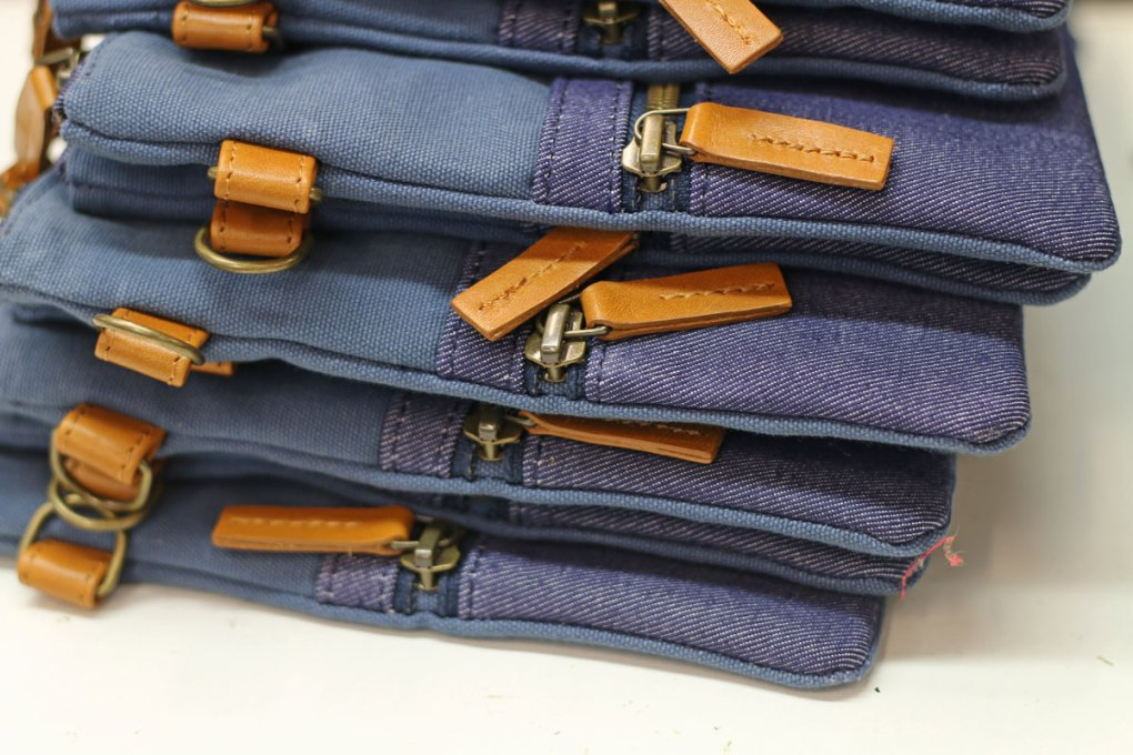 pochette voyage NILS & EMI maroquinerie made in france