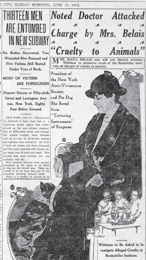 דיאנה בלייס - 1913