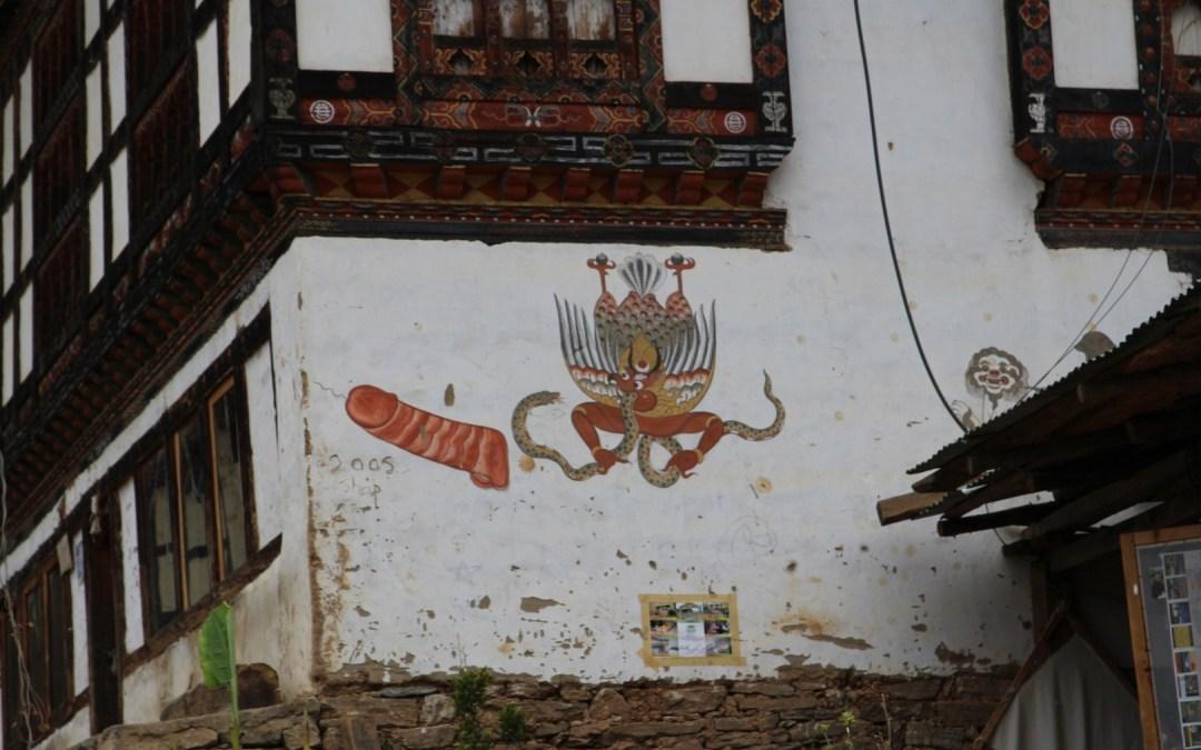 Bhoutan : le lama coquin