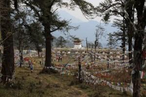 Bhoutan, Dochu La
