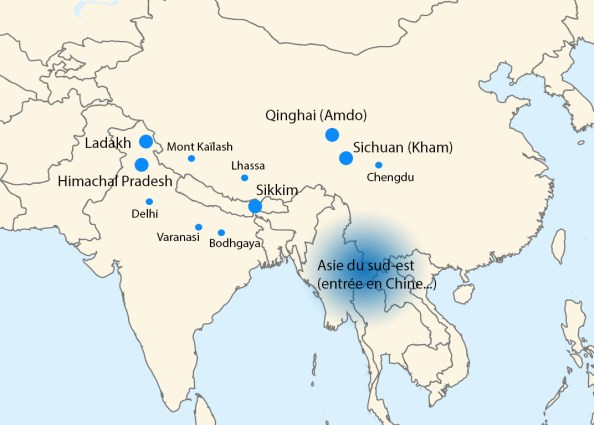 asie-itinéraire