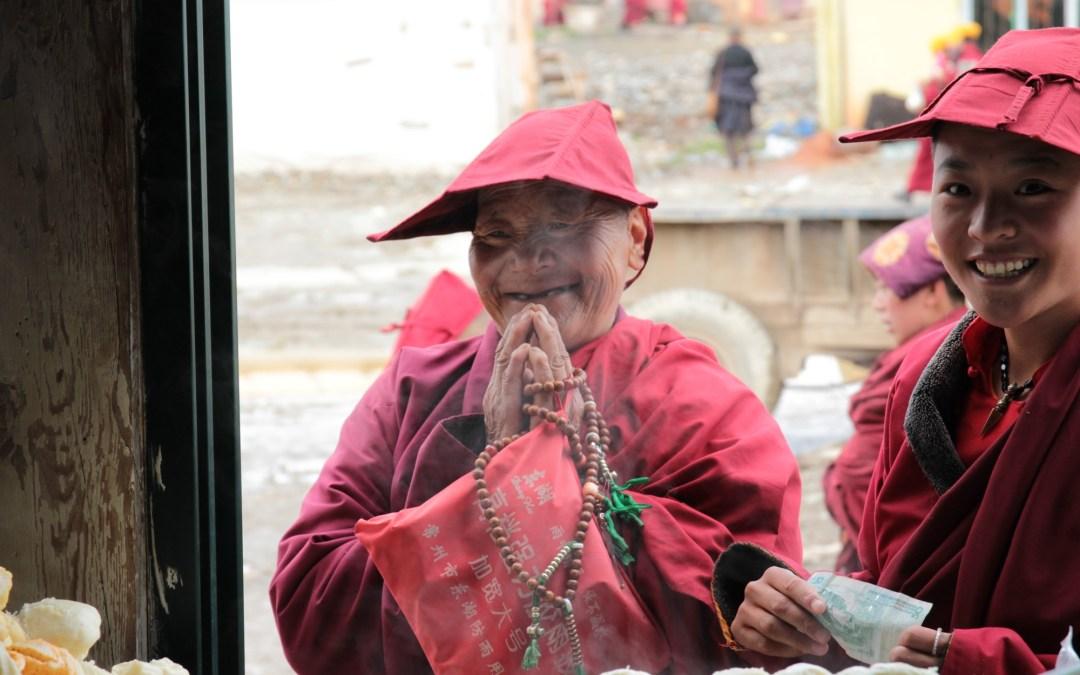 Du Sichuan au Qinghai– partie 2: Ganze – Katog