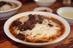 nourriture chinoise, nouilles