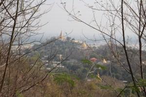 Mandalay, Sagaing