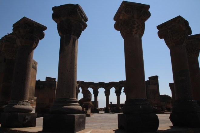 Arménie, Zvartnots