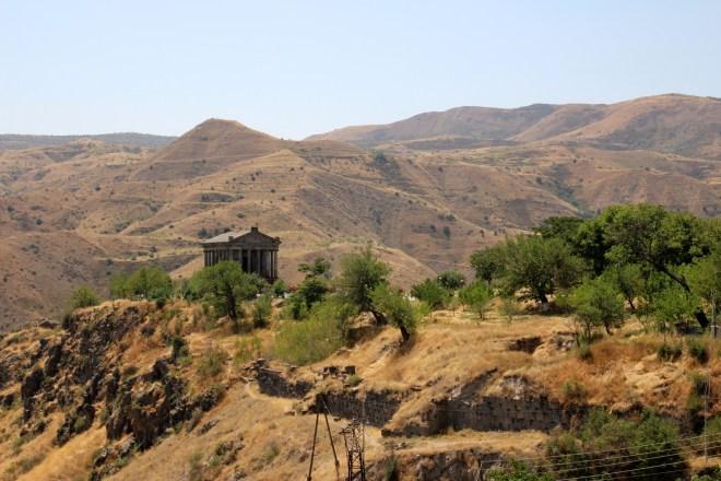 Arménie, Garni