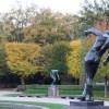 jardin du musée Rodin, Paris