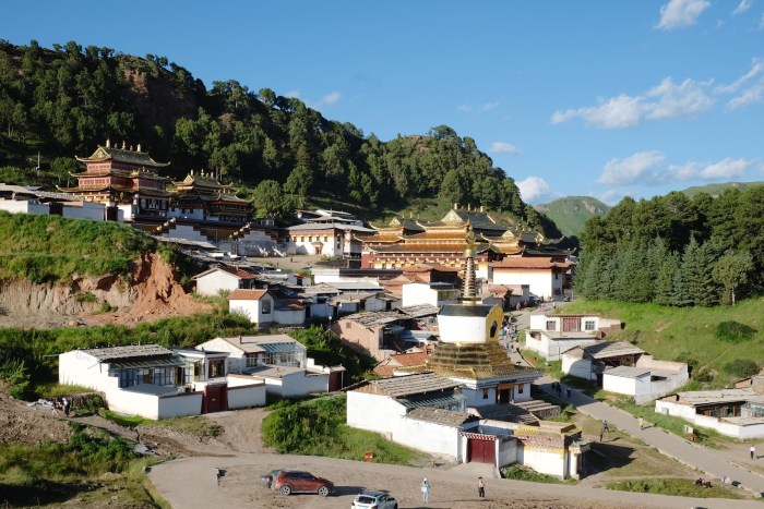 Serti Gompa, Taksang Lhamo