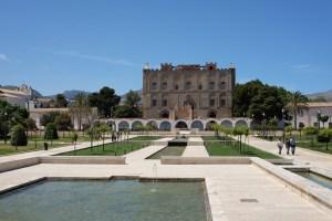 palais Zisa, Palerme