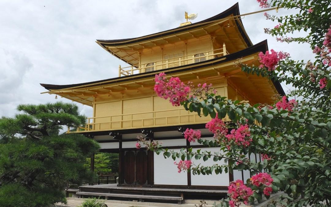 Septembre 2016 – Japon, Kyoto – Ohara, Kinkaku-ji et alentours
