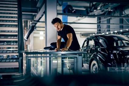 Bugatti in der Autostadt / Ramp Magazin / Wolfsburg 2018 / Fotograf: Nils Hendrik Mueller