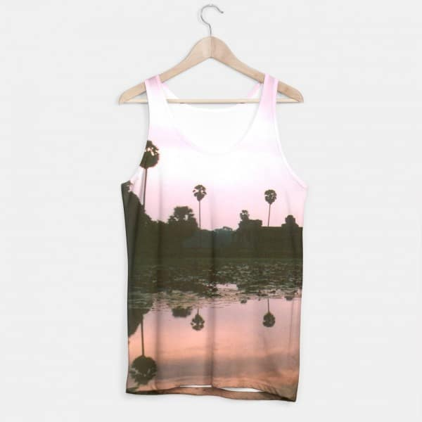 Mood Tank Top by Nils Mango