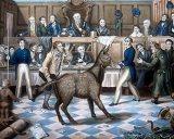 התביעה הראשונה בעולם בגין התעללות בבעלי חיים - בשנת 1822 בבריטניה התקיים המשפט הראשון בעולם שהרשיע אדם בגין התעללות בבעל חיים.