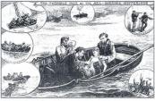 האם מותר לאכול בני אדם? סיפורם האמיתי על ארבעה ימאים אבודים בלב ים שהרגו את אחד הימאים כדי לאכול אותו