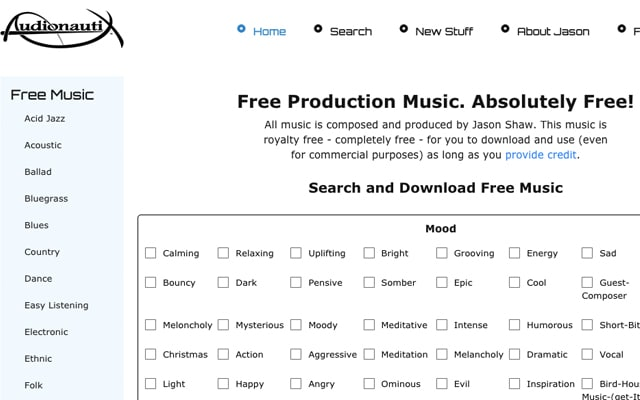 free production music