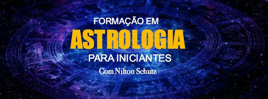 CURSO ASTROLOGIA para Iniciantes – 1 Sábado por Mês – Início: 03/03/2018