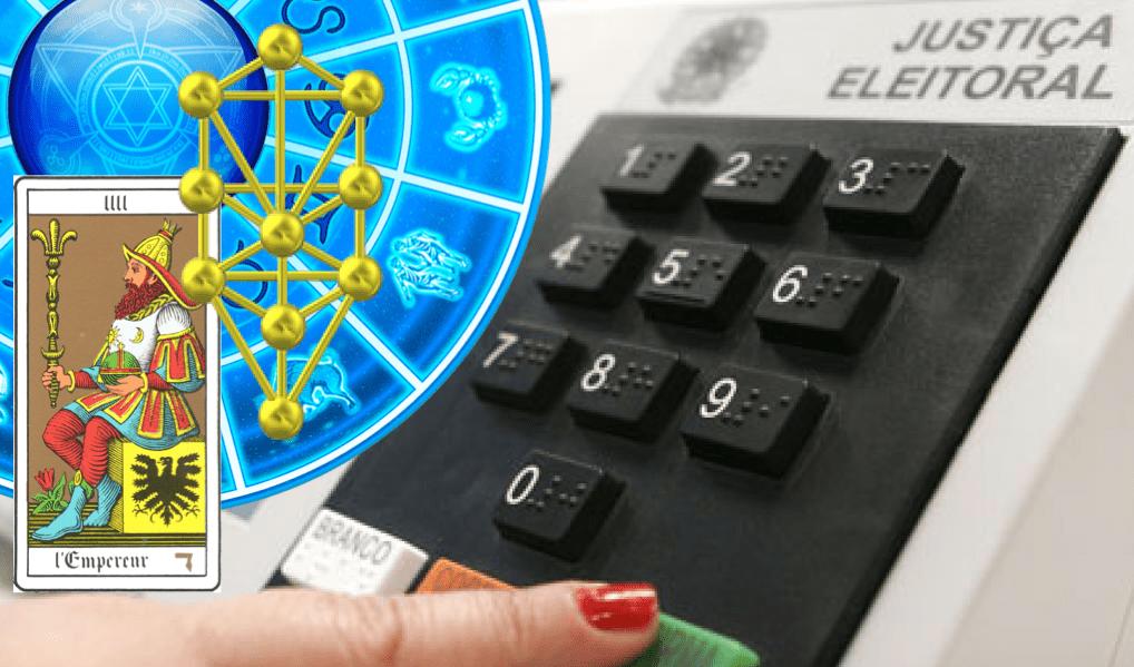 Eleições 2018: Astrologia, Cabala e Tarot