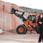 Madencilik Sektörünün Tek Kadın Girişimcisi