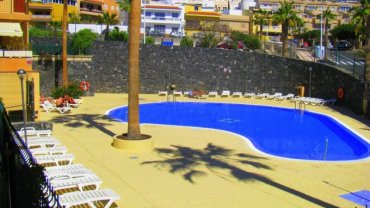 Penthouse with 2 bedrooms in the area of El Galeon