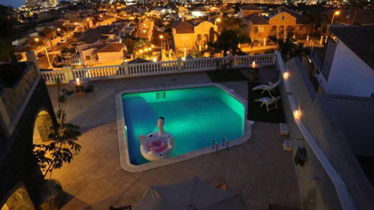 Magnificent Luxury Villa in top location San Eugenio Alto!!