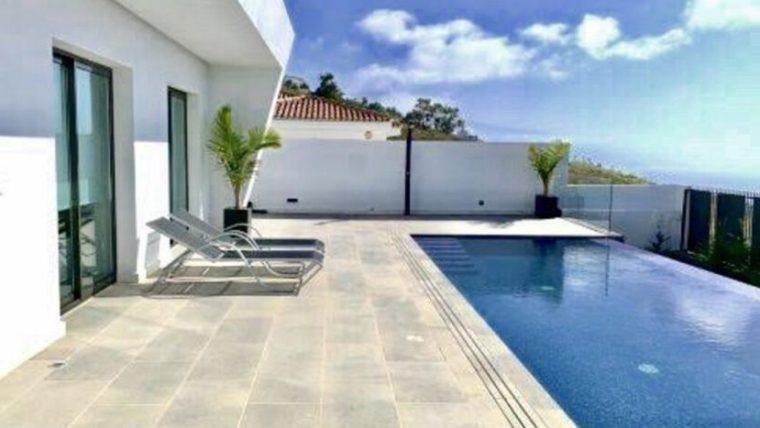 Luxury Villa in best location in El Sauzal!
