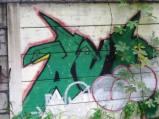 Grafiti Tepi Rel Poris 5