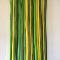Woven bamboo mat